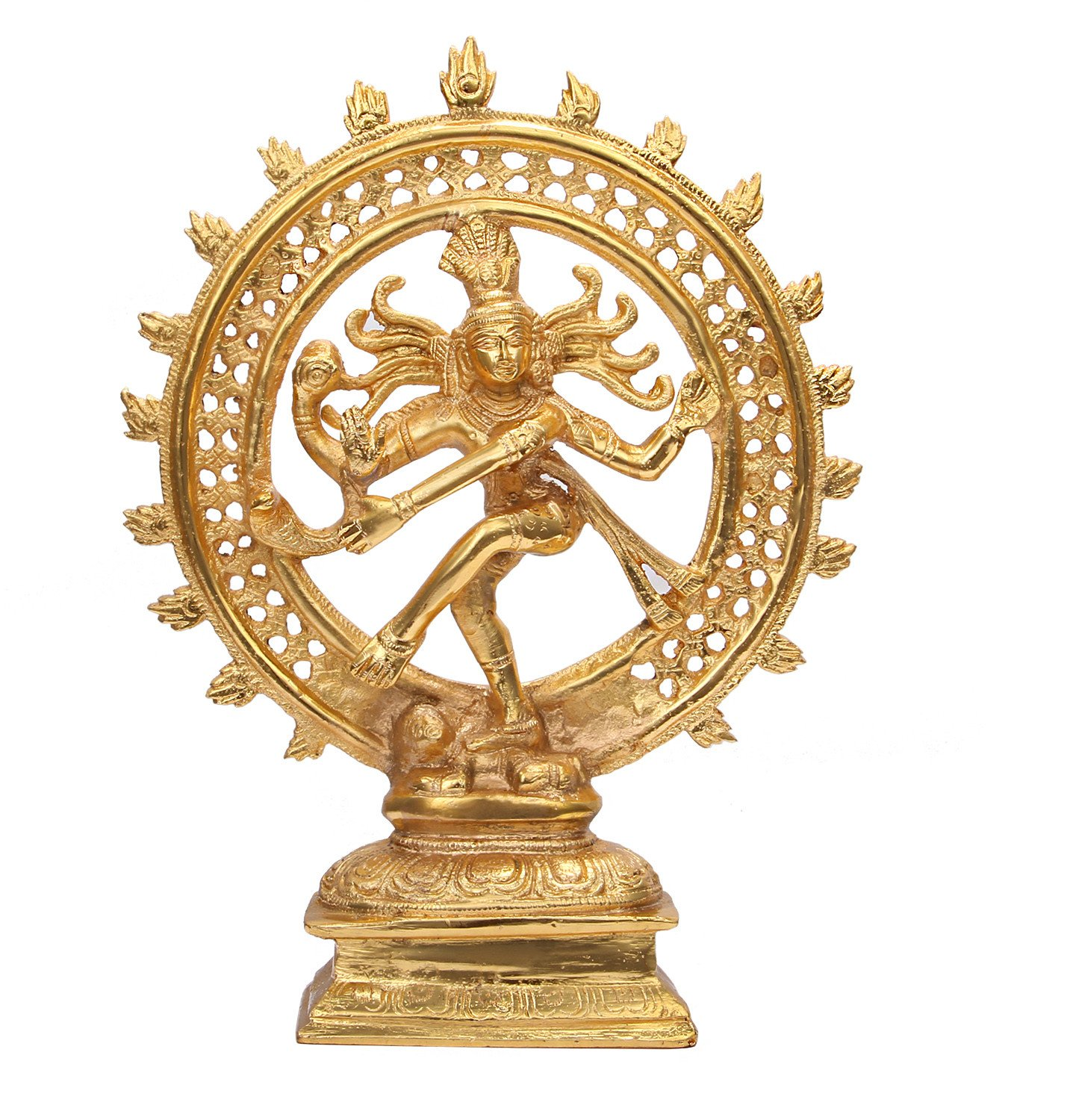 Nataraj symbol of the dancing lord shiva pujabooking nataraj symbol of the dancing lord shiva biocorpaavc Image collections